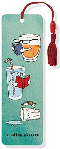 9781441321299: Reading Glasses Beaded Bookmark