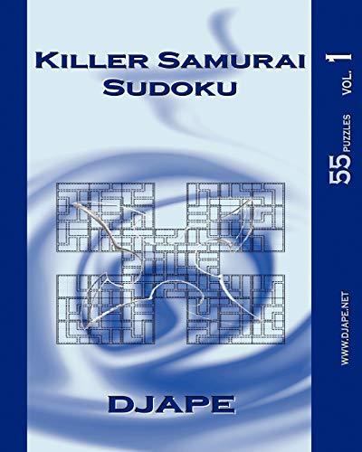 9781441401014: Killer Samurai Sudoku: 55 puzzles