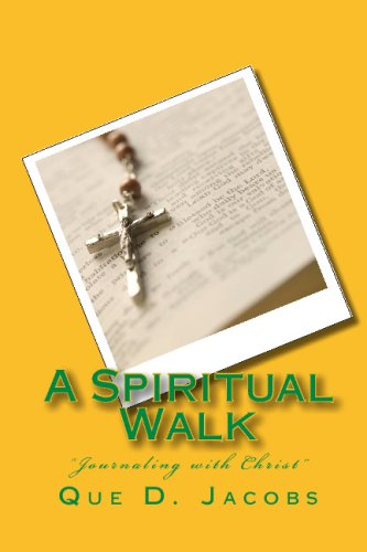 9781441403896: A Spiritual Walk: Journaling With Christ