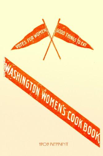 9781441404169: Washington Women's Cookbook - 1909 Reprint