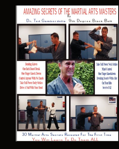 9781441404688: Amazing Secrets Of The Martial Arts Masters