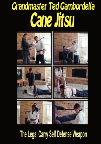 9781441408686: Cane Jitsu: The Legal Carry Self Defense Weapon