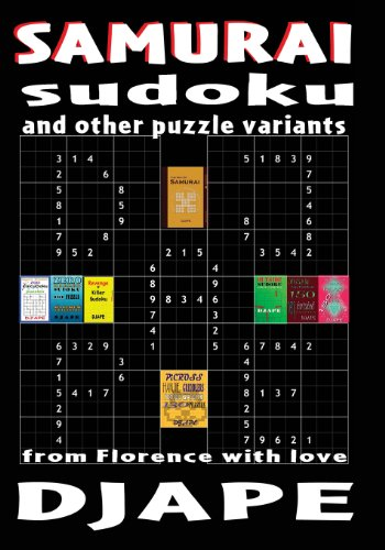 9781441409850: Samurai Sudoku and other puzzle variants: From Florence with love