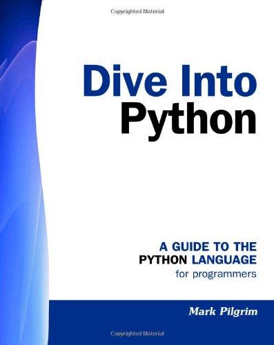 9781441413024: Dive Into Python