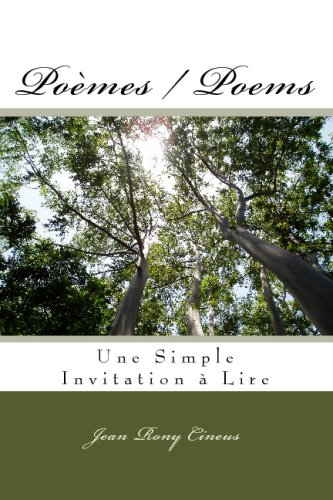 9781441415370: Poemes / Poems: Une Simple Invitation A Lire