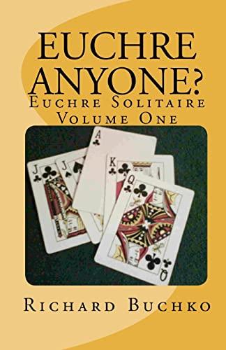 9781441426581: Euchre Anyone?: Euchre Solitaire