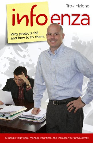 Infoenza: Why Projects Fail And How To Fix Them: Malone, Troy