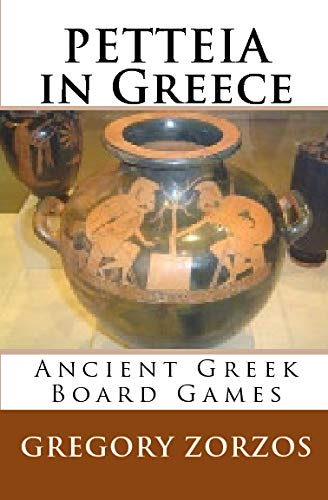 9781441462824: Petteia In Greece: Ancient Greek Board Games (Greek Edition)