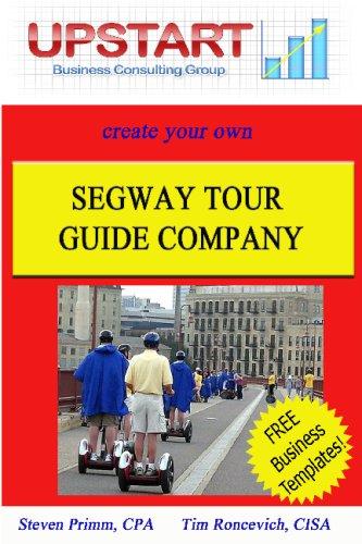 9781441471376: Segway Tour Guide Company