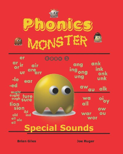 9781441479440: Phonics Monster - Book 5: Special Sounds