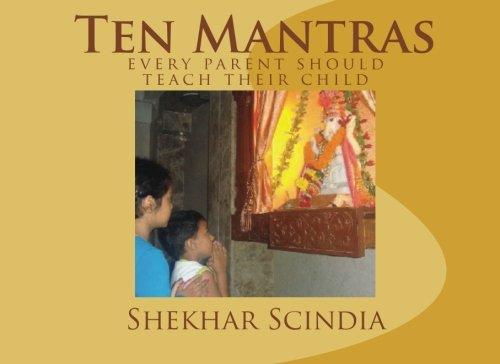 9781441484147: Ten Mantras Every Parent Should Teach Their Child