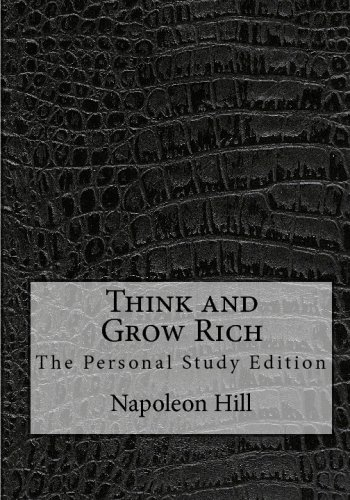 9781441487957: Think And Grow Rich: The Personal Study Edition