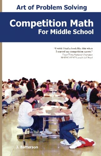9781441488879: Competition Math for Middle School