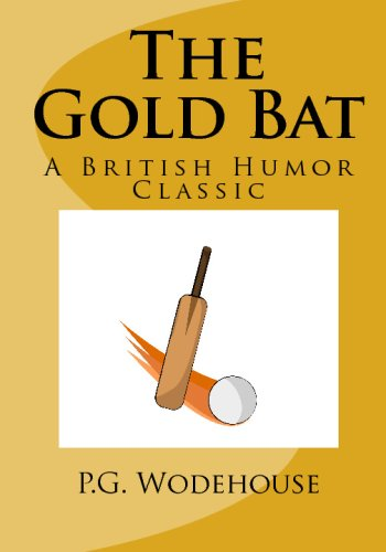 9781441496416: The Gold Bat: A British Humor Classic