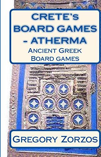 9781441496843: Crete's Board Games - Atherma: Ancient Greek Board Games (Greek Edition)