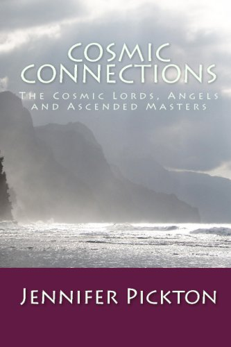 9781441497192: Cosmic Connections: The Cosmic Lords, Angels And Ascended Masters