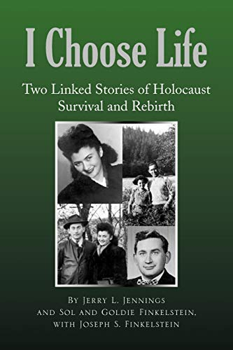 I Choose Life: Two Linked Stories of: Jennings, Jerry L,