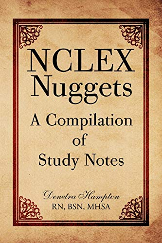 9781441507570: NCLEX Nuggets: A Compilation of Study Notes