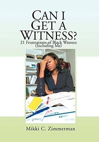 9781441511928: Can I Get A Witness?