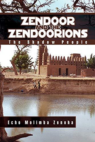 Zendoor and the Zendoorions: Clifford Gordon