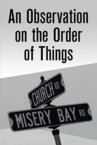An Observation on the Order of Things: Colin Boyle