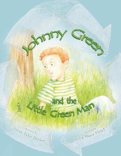 9781441522092: Johnny Green and the Little Green Man