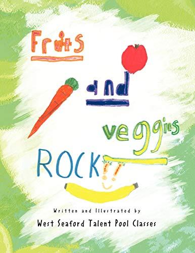 9781441534675: Fruits and Veggies Rock!!