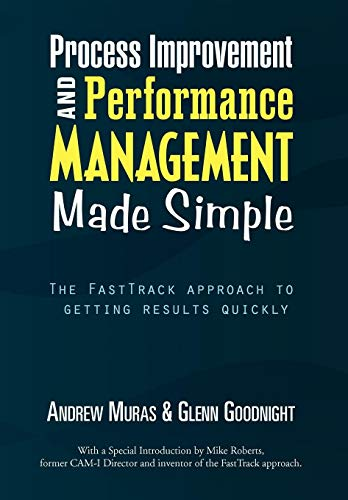 9781441535467: Process Improvement & Performance Management Made Simple