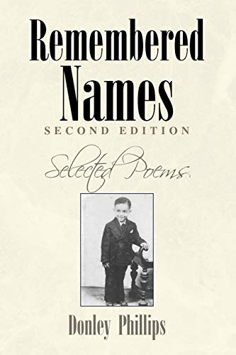 9781441541192: Remembered Names: Selected Poems (Second Edition)