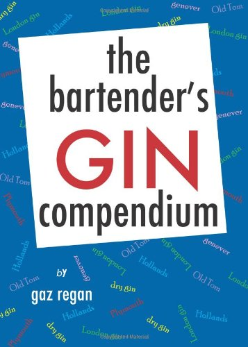 9781441546876: the bartender's GIN compendium