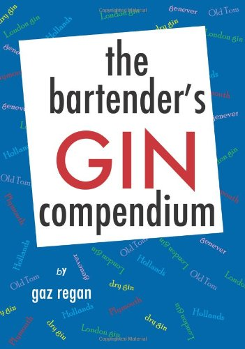 9781441546883: the bartender's GIN compendium