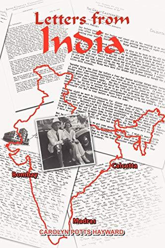 Letters from India: Hayward, Carolyn Potts