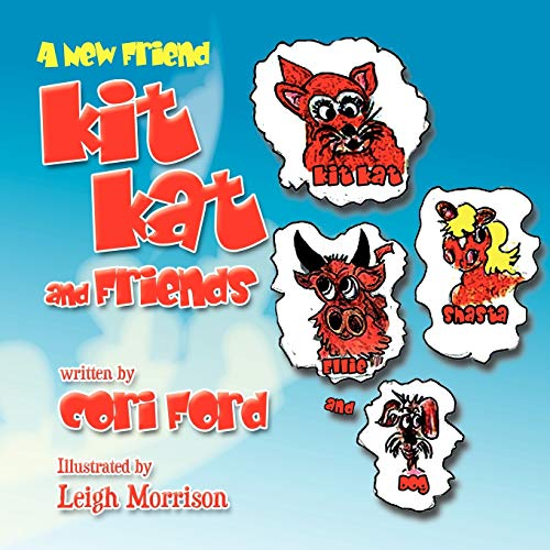 9781441593061: Kit Kat and Friends