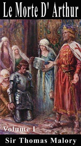 9781441700513: Le Morte D'Arthur, Volume 1 (Library Edition)