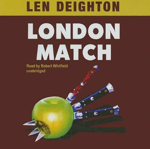 9781441703002: London Match (Book 3 of the Bernard Samson 'Game-Set-Match' trilogy)(Library Edition)