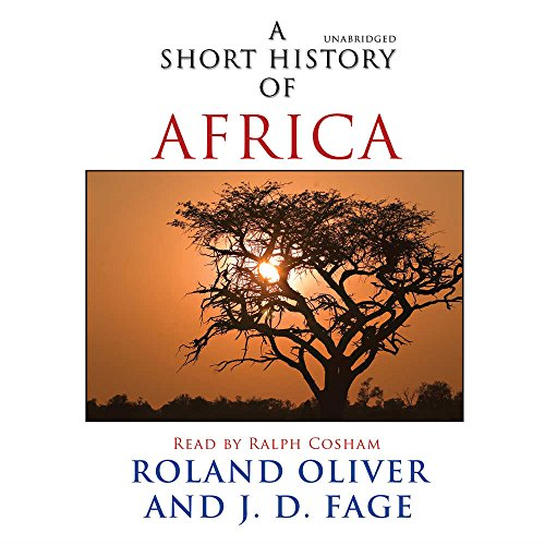 9781441703125: A Short History of Africa