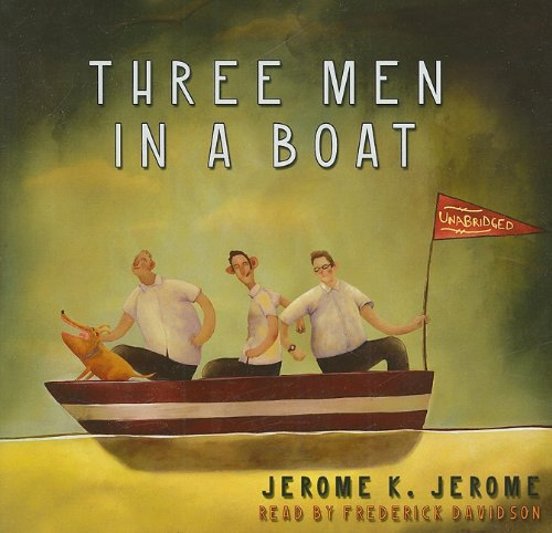 9781441705839: Three Men in a Boat: Library Edition