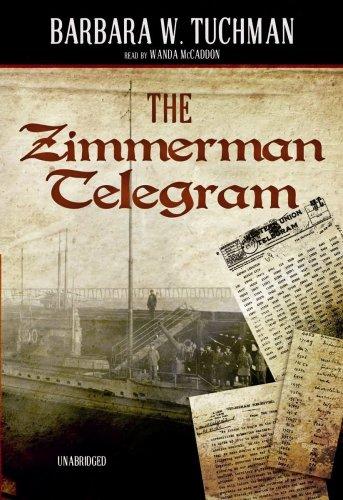 9781441706225: The Zimmermann Telegram  (Library Edition)