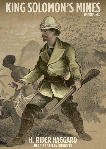 King Solomon's Mines -: H. Rider Haggard