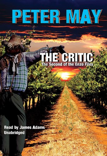 9781441708427: The Critic [With Headphones] (Playaway Adult Fiction)