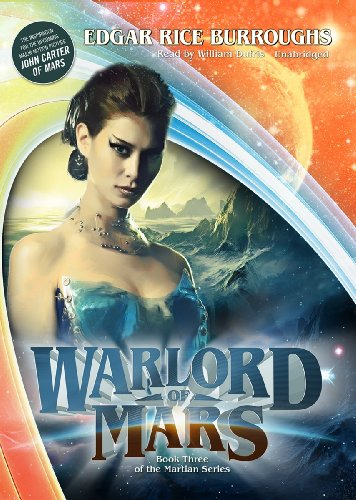 9781441712042: Warlord of Mars (Martian (Blackstone Audio))