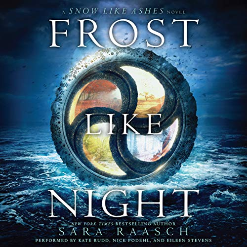 9781441713155: Frost Like Night (Snow Like Ashes Trilogy)