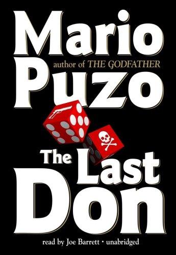 The Last Don -: Mario Puzo