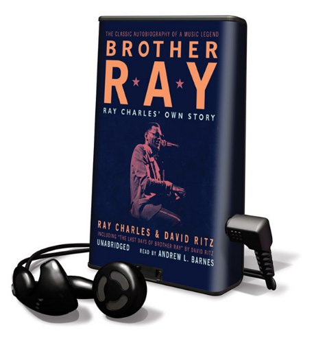 Brother Ray: Ray Charles' Own Story [With Earbuds] (Playaway Adult Nonfiction) (1441716319) by [???]