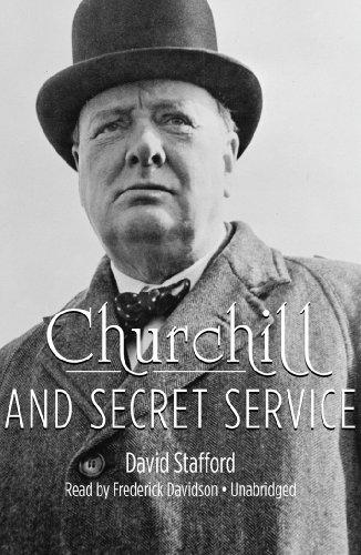 Churchill and Secret Service -: David Stafford