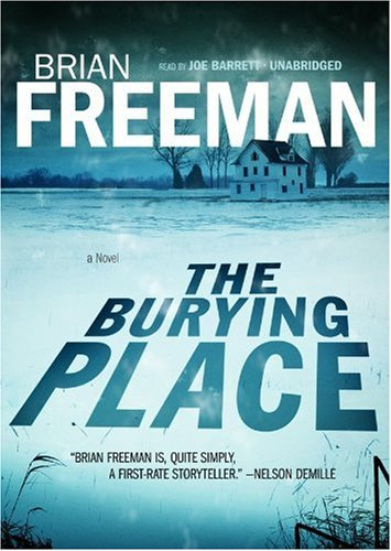 9781441726841: The Burying Place: A Novel (Lt. Jonathan Stride series, Book 5)