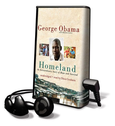 Homeland (Playaway Adult Nonfiction): Lewis, Damien; Obama, George Hussein