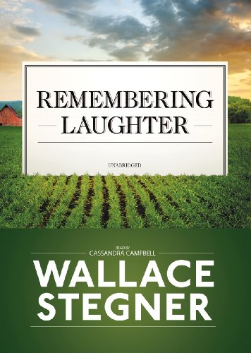 Remembering Laughter (Library Edition) (9781441736239) by Wallace Stegner