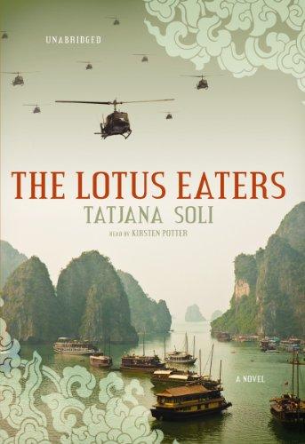 The Lotus Eaters (Library Edition): Tatjana Soli