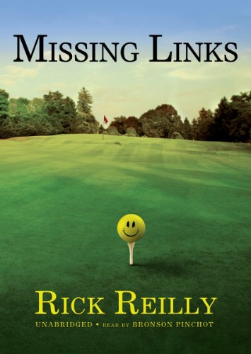 Missing Links: (Library Edition) (1441740139) by Rick Reilly